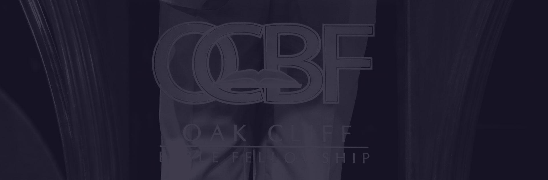 Oak Cliff External - Login