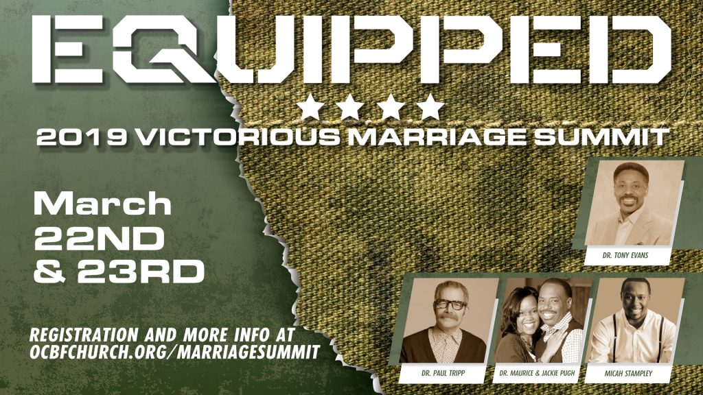 Equipped: 2019 Victorious Marriage Summit