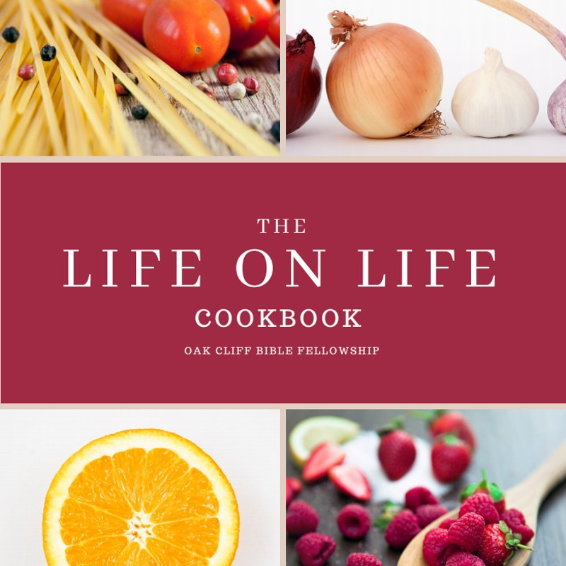 OCBF's Life on Life Cookbook
