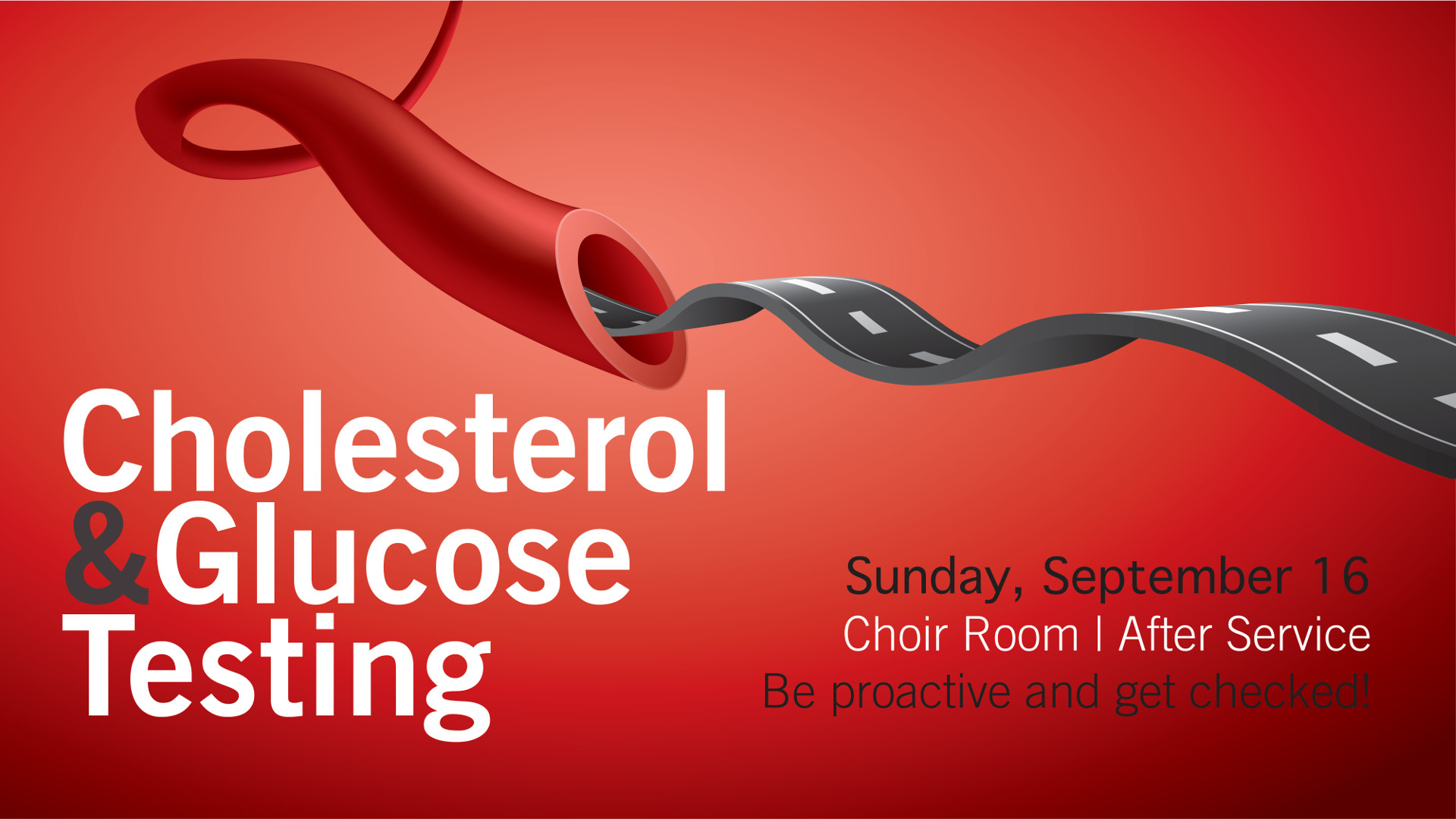 Cholesterol and Glucose Testing