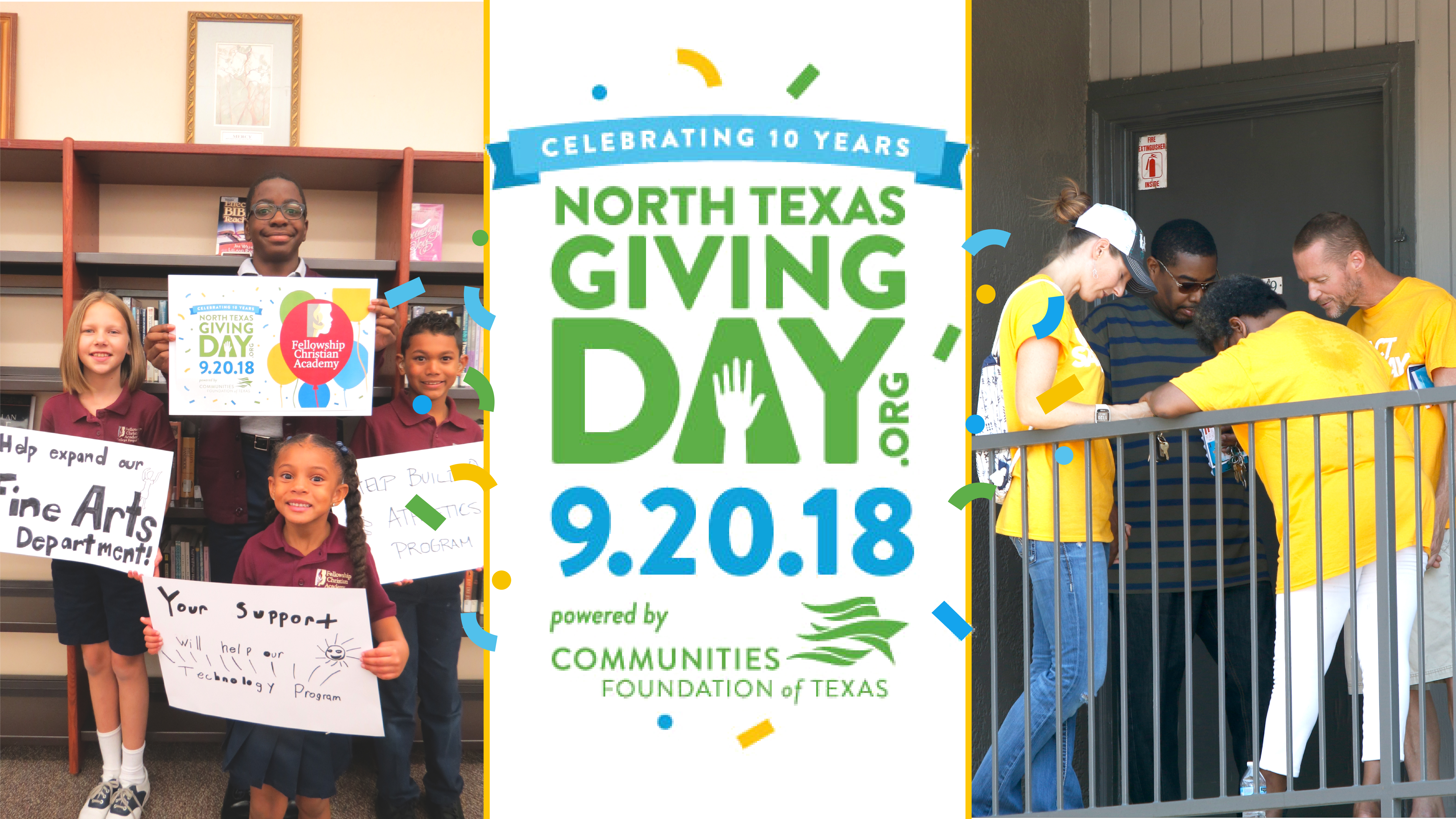 North Texas Giving Day - TTA and FCA