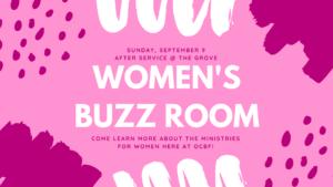 Women's Buzz Room