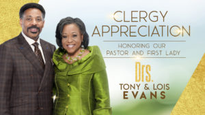 October is Clergy Appreciation Month