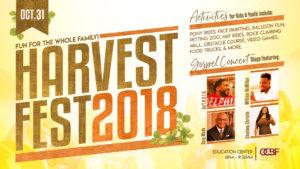 Harvest Fest 2018 at OCBF