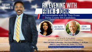 An Evening with Faith and John
