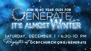 Generate Now - December 2018