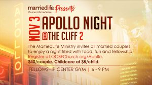 Apollo Night at the Cliff
