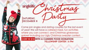 Christmas party for Single Life
