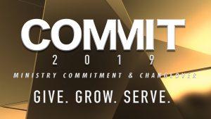 Commit 2019