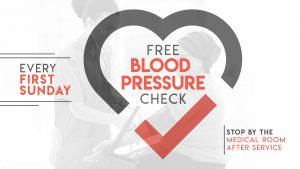 Get Your Blood Pressure Checked!
