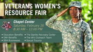 Veterans Women's Resource Fair