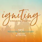 Piggybacking on Jesus' Authority