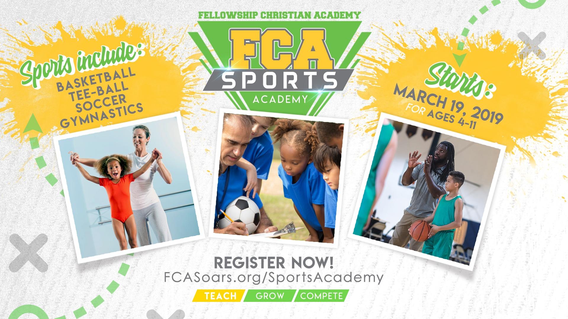 FCA Sports Academy