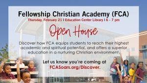 FCA Open House