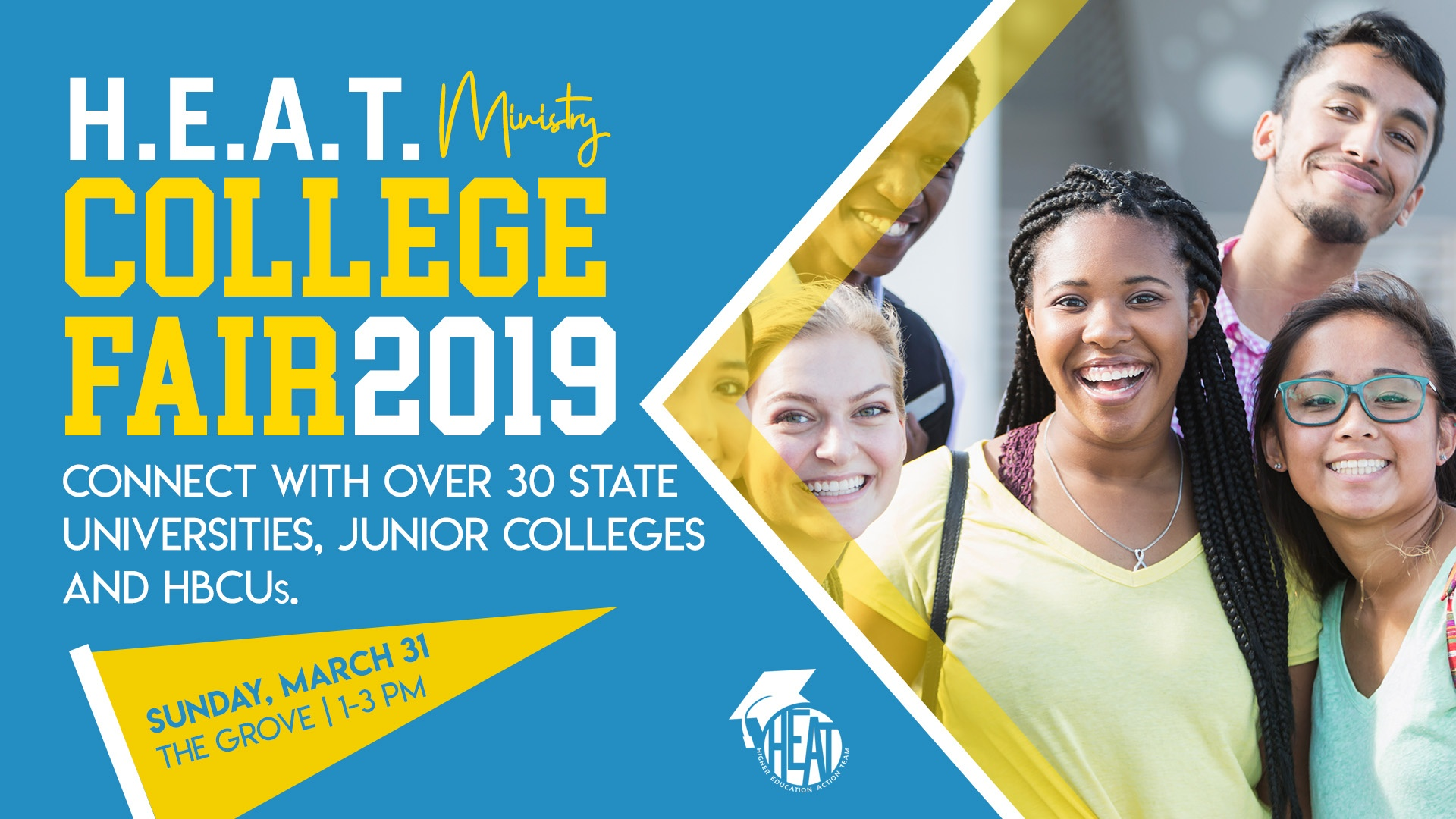 HEAT College Fair 2019