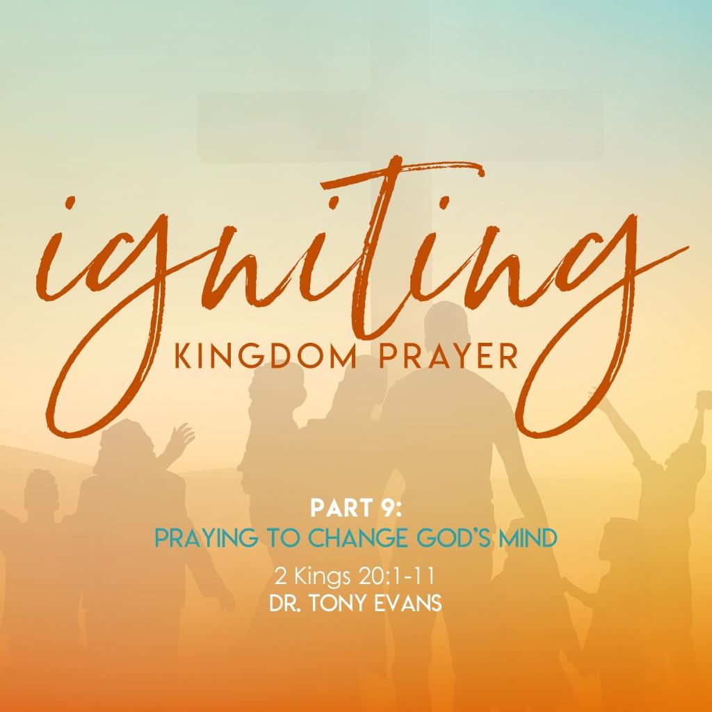 Praying to Change God's Mind | Oak Cliff Bible Fellowship