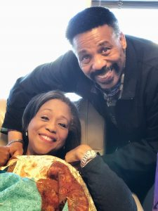 Drs. Tony and Lois Evans