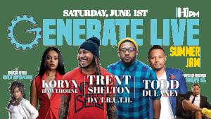 Generate Live: Summer Jam