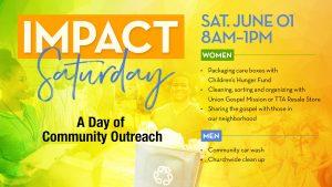 Impact Saturday