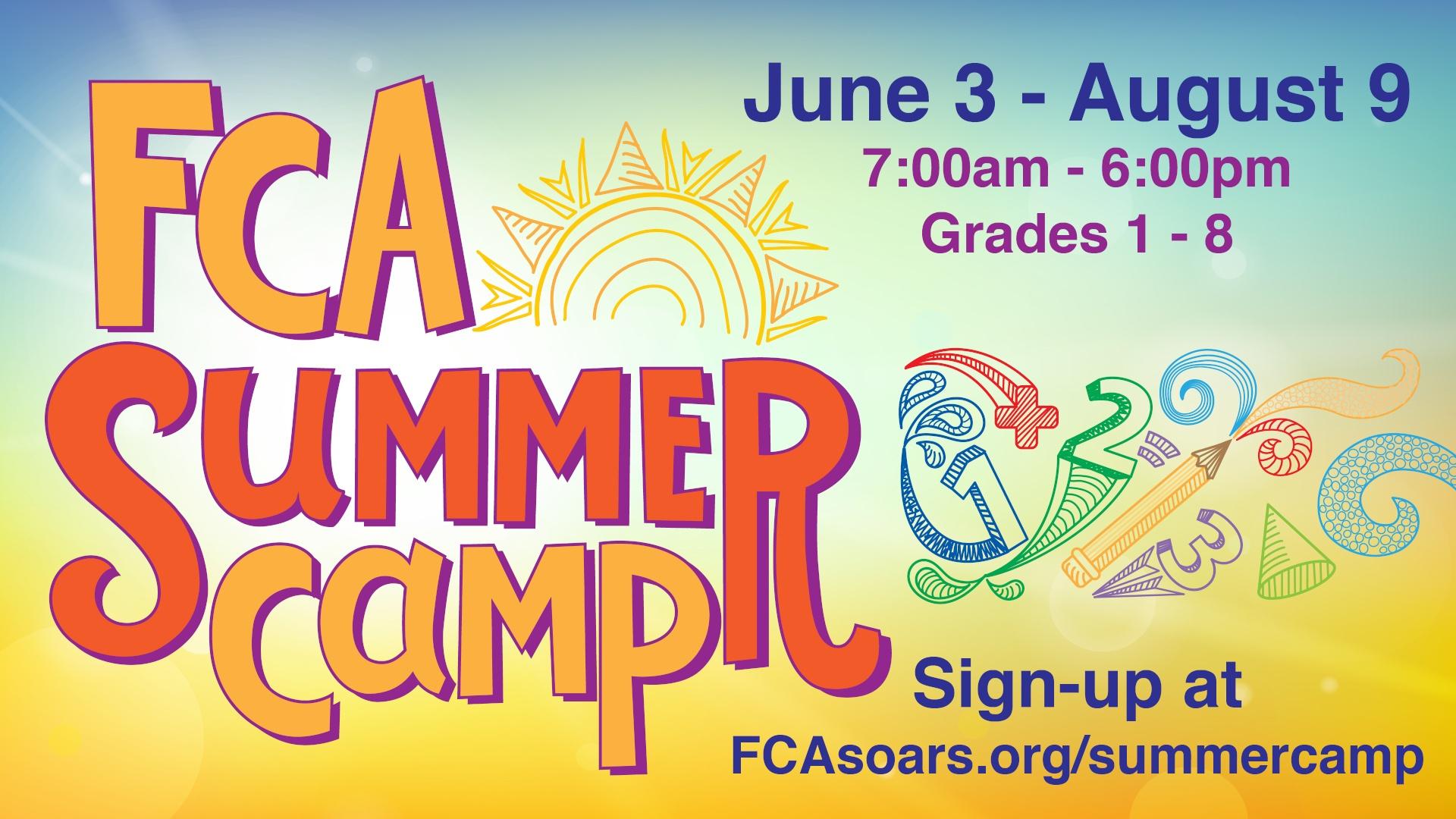 FCA Summer Camp