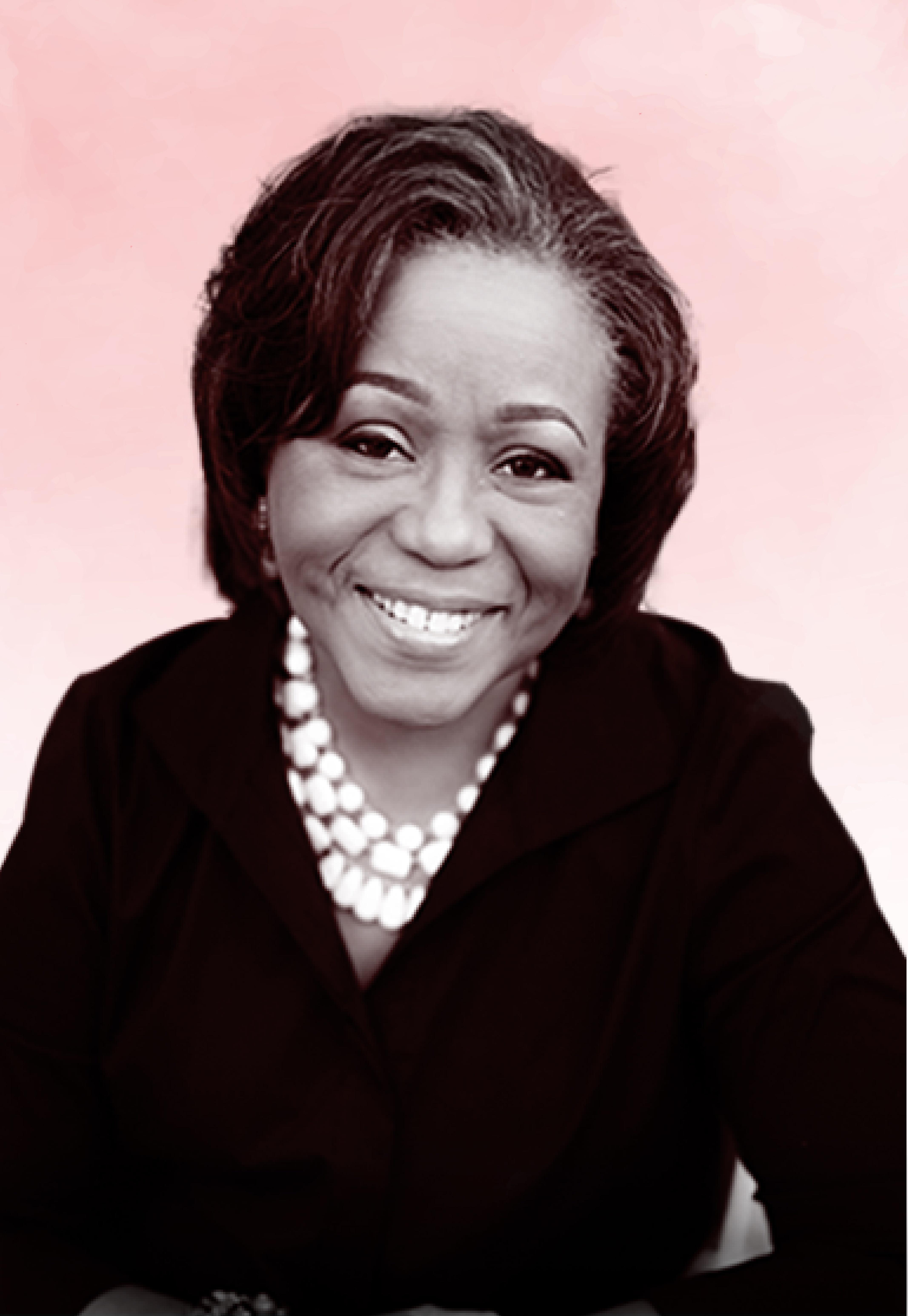 Dr. Lois Evans, First Lady, OCBF