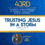Trusting Jesus in a Storm by H. B. Charles