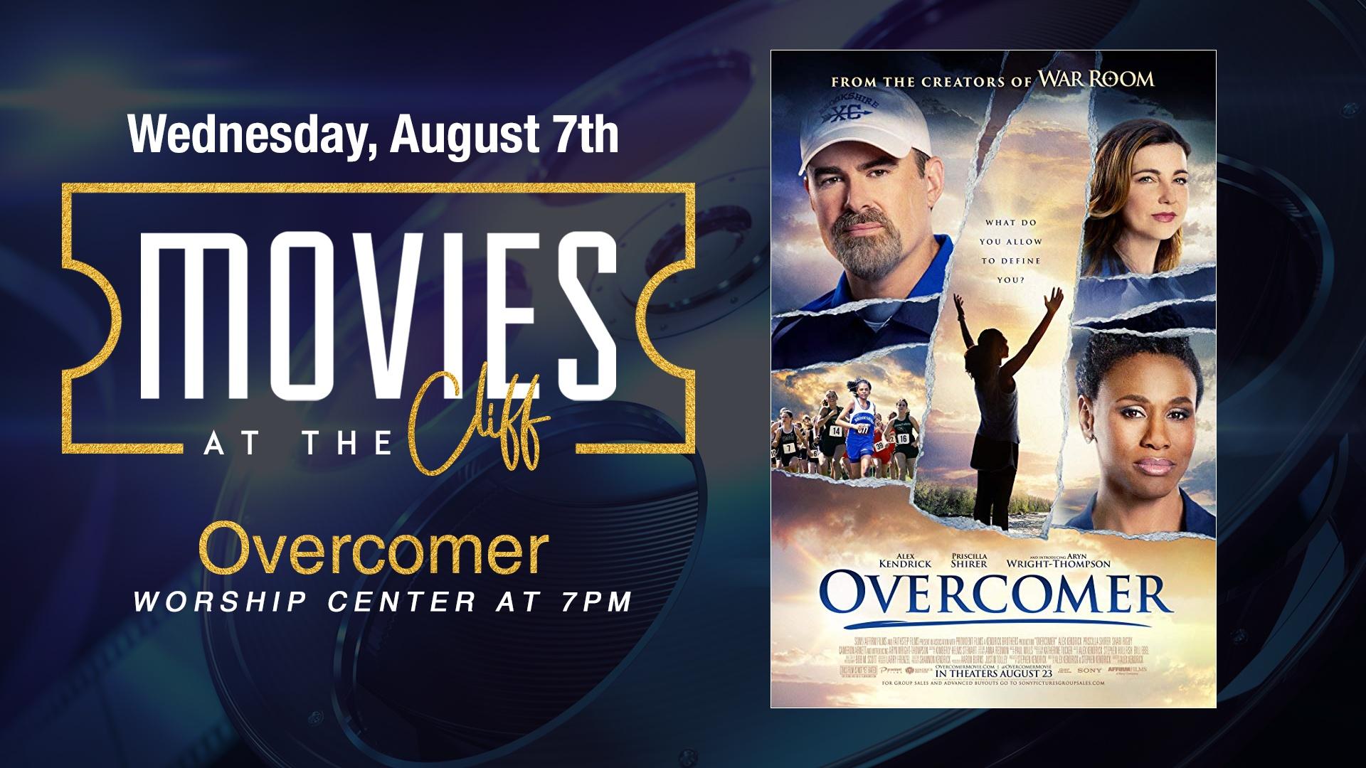 Watch Overcomer at OCBF