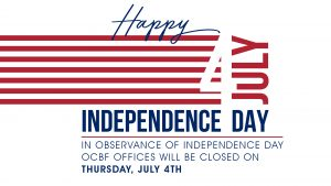 Happy Independence Day (offices closed today)