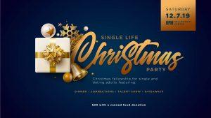 2019 Single Life Christmas Party