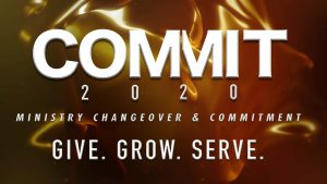 Commit to serve at OCBF in 2020
