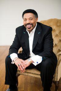 Dr. Tony Evans, Senior Pastor of Oak Cliff Bible Fellowship