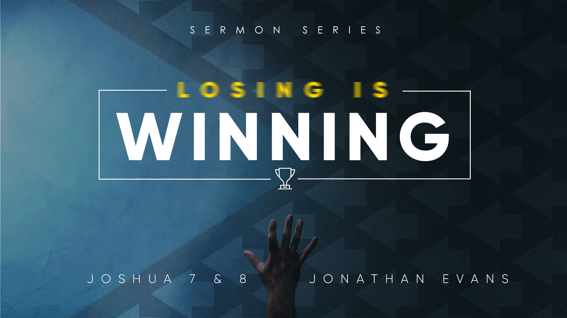 Losing is Winning by Jonathan Evans