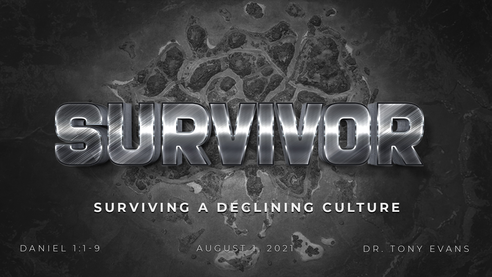Survivor: Surviving a Declining Culture by Dr. Tony Evans