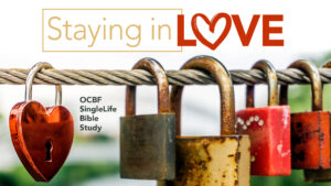 Singles Bible study Staying in Love