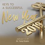 Keys to a Successful New Year (New Year's Eve 2018)