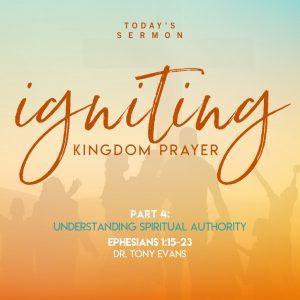 Understanding Spiritual Authority